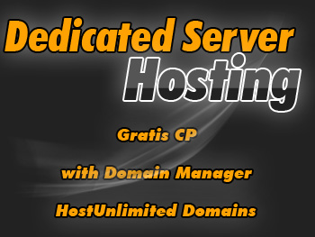 Affordably priced dedicated server accounts